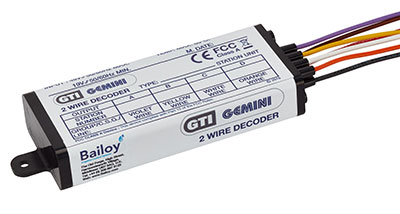 Gemini Decoders | Bailoy Irrigation Systems